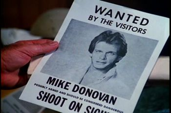 Wanted: Mike Donovan